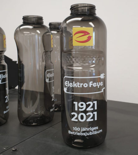 Tritan Trinkflasche 750 ml photo review