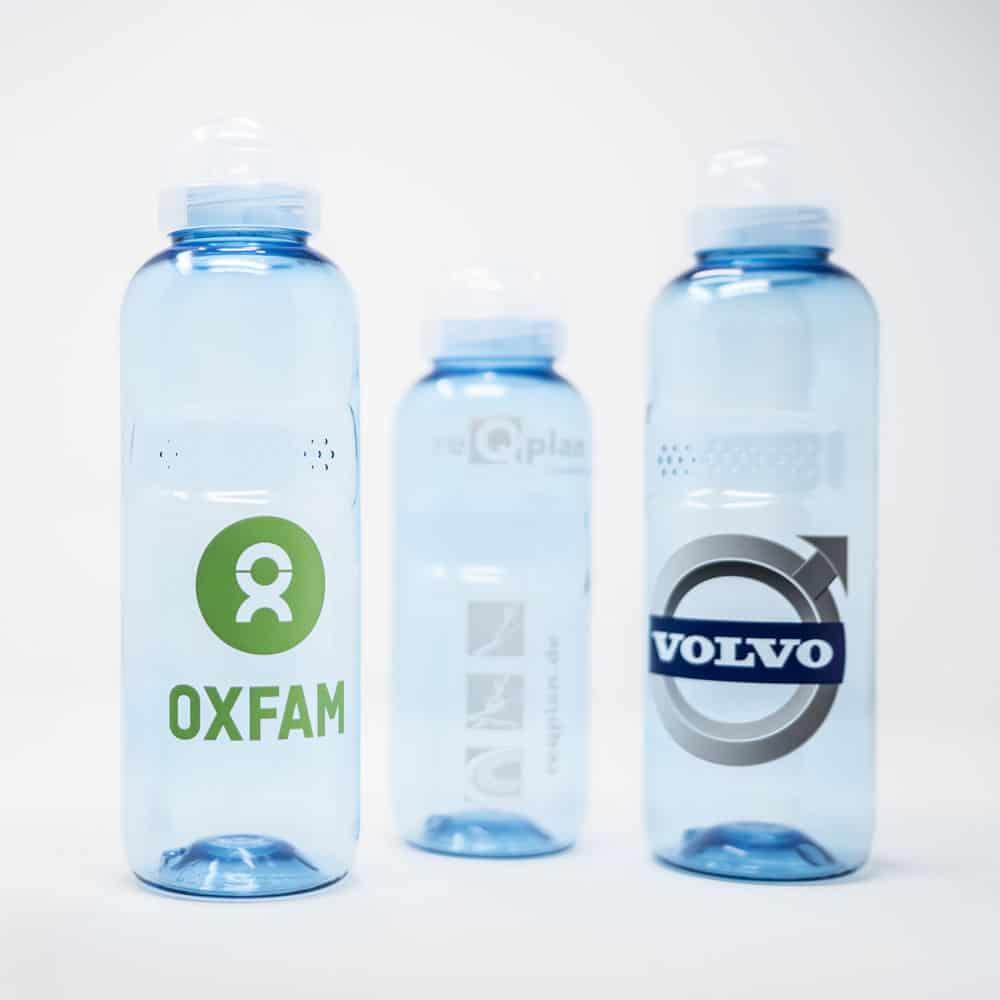 Flaschen bedrucken im Siebdruck oder Digitaldruk